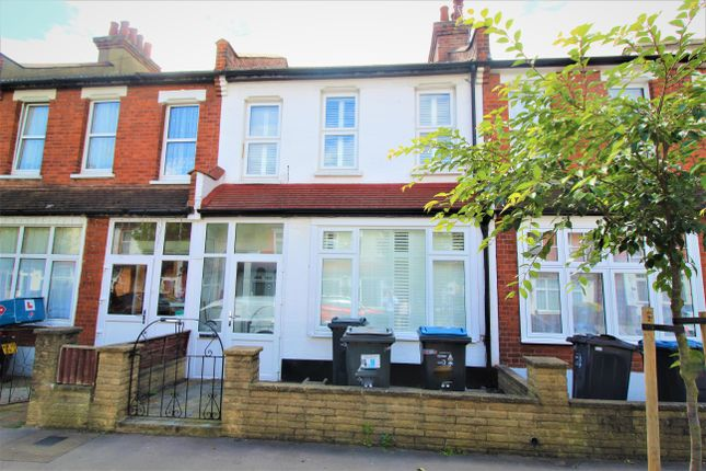 Thumbnail Terraced house for sale in Aschurch Road, Addiscombe, Croydon