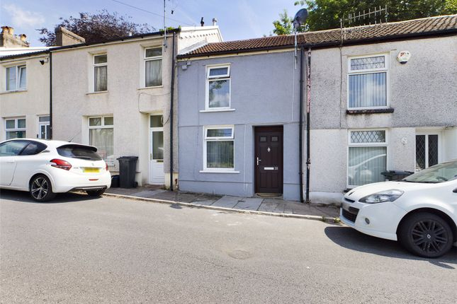Thumbnail Terraced house for sale in Balaclava Road, Dowlais, Merthyr Tydfil