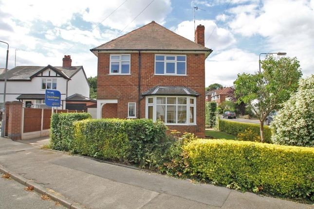 Thumbnail Detached house to rent in Tennyson Road, Woodthorpe, Nottingham