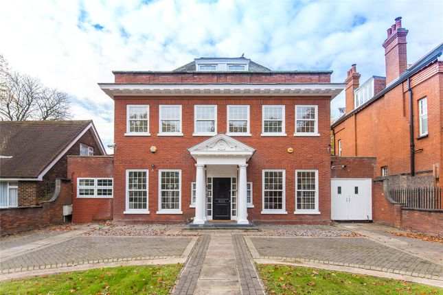 Thumbnail Detached house for sale in The Drive, South Woodford, London