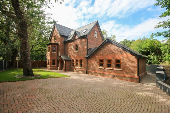 Thumbnail Detached house to rent in Monton Road, Eccles, Manchester