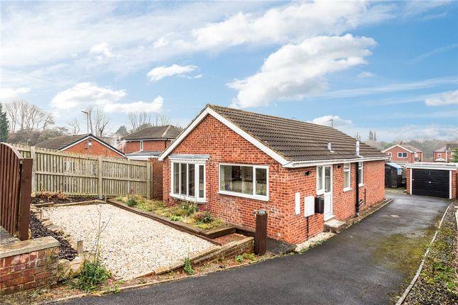 Thumbnail Detached bungalow for sale in Hambleton Court, Knaresborough, North Yorkshire