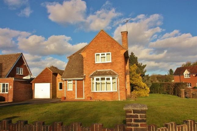 Thumbnail Detached house to rent in Birchanger Lane, Birchanger, Bishops Stortford