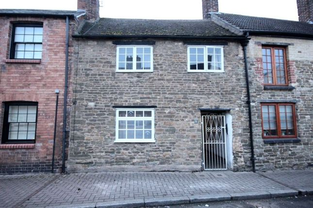 Thumbnail Terraced house to rent in Finkey Street, Oakham