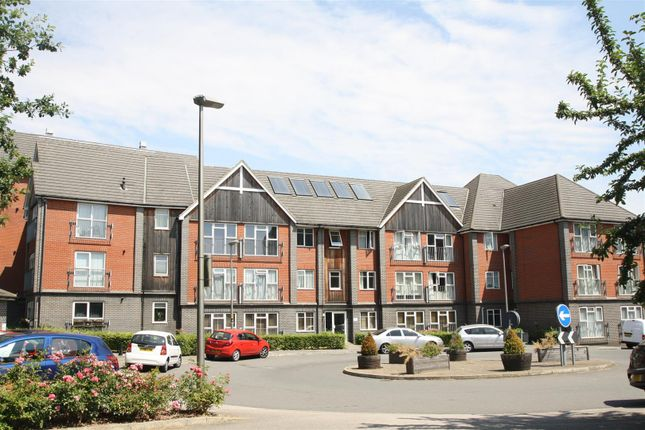 Thumbnail Flat for sale in 11 Millward Drive, Bletchley, Milton Keynes