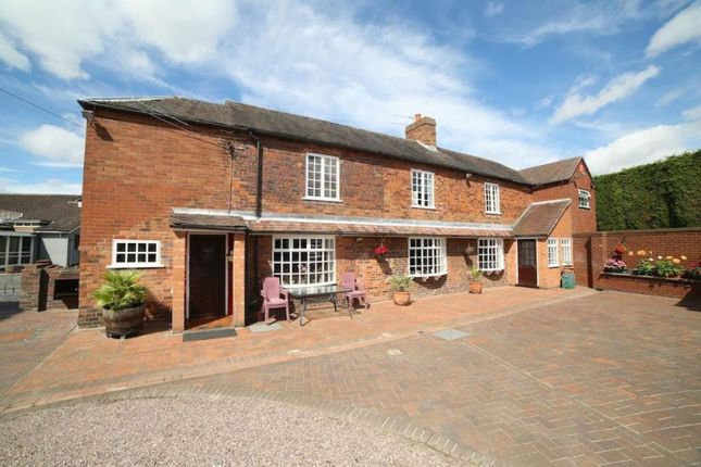 Thumbnail Detached house for sale in Field Road, Trench, Telford