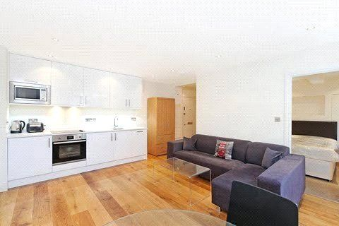 Thumbnail Flat to rent in Nell Gwynn House, Sloane Avenue, London
