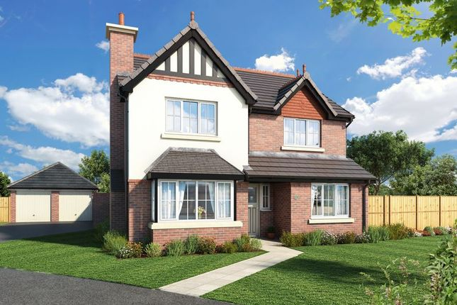 """Thumbnail Detached house for sale in Plot 33, """"The Levens"""", Walton Gardens, Liverpool Road, Hutton"""