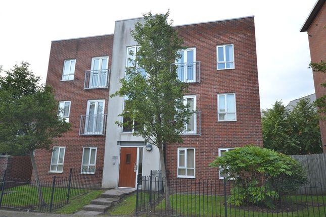 Thumbnail Flat to rent in Greenhead Street, Burslem, Stoke-On-Trent