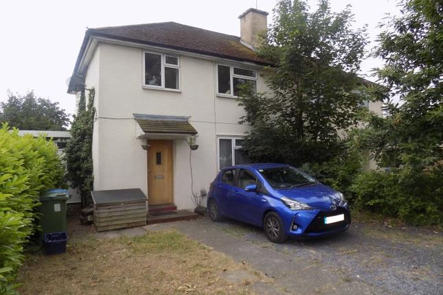 Thumbnail Semi-detached house to rent in Grange Road, Farnborough, Hampshire
