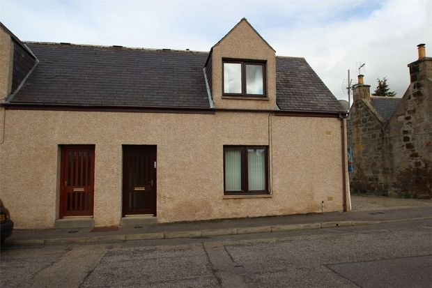 Thumbnail Flat to rent in Nicol Street, Elgin, Moray