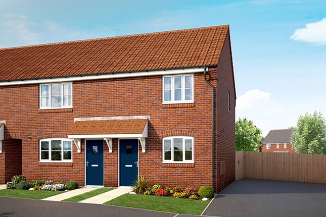 "Property for sale in ""The Buttercup"" at Mooracre Lane, Bolsover, Chesterfield"