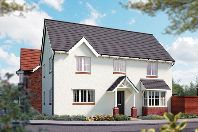 """Thumbnail Detached house for sale in """"The Hanbury"""" at Weights Lane Business Park, Weights Lane, Redditch"""