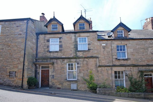 Thumbnail Terraced house for sale in Hallstile Bank, Hexham