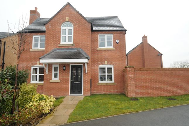 Thumbnail Detached house for sale in Powder Mill Road, Edgewater Park, Warrington