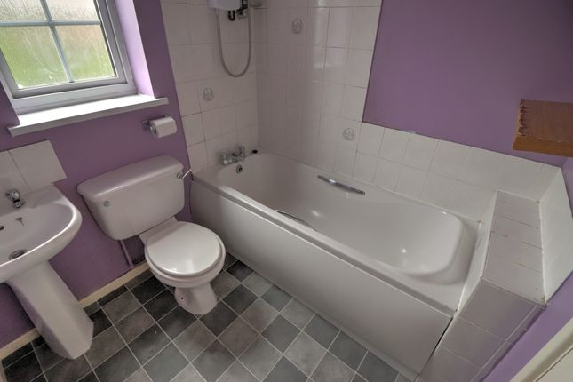 Bathroom of Kintyre Drive, Sinfin, Derby DE24