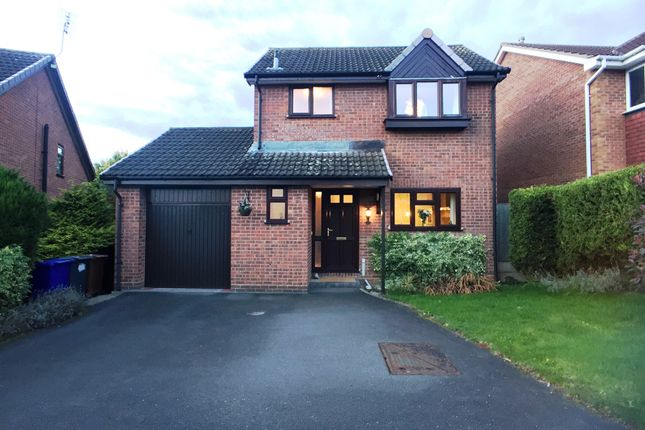 Thumbnail Detached house for sale in Lark Rise, Uttoxeter