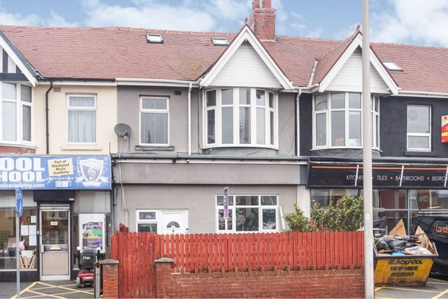 Thumbnail Terraced house for sale in Waterloo Road, Blackpool