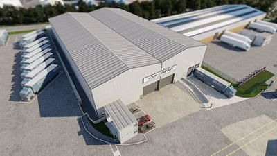 Thumbnail Light industrial to let in Stephenson Close, Portway East Business Park, Andover
