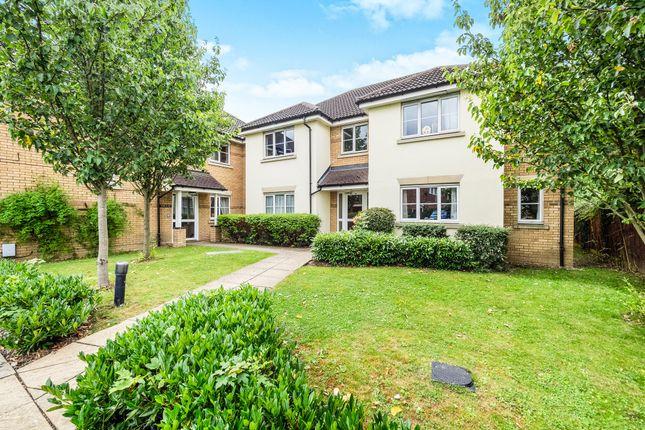 Thumbnail Flat for sale in Church Road, Harold Wood, Romford