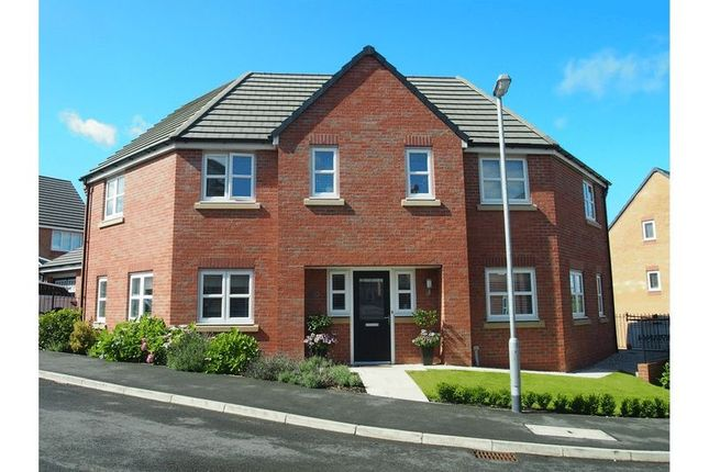 Thumbnail Detached house for sale in Brambling Close, Heysham, Morecambe