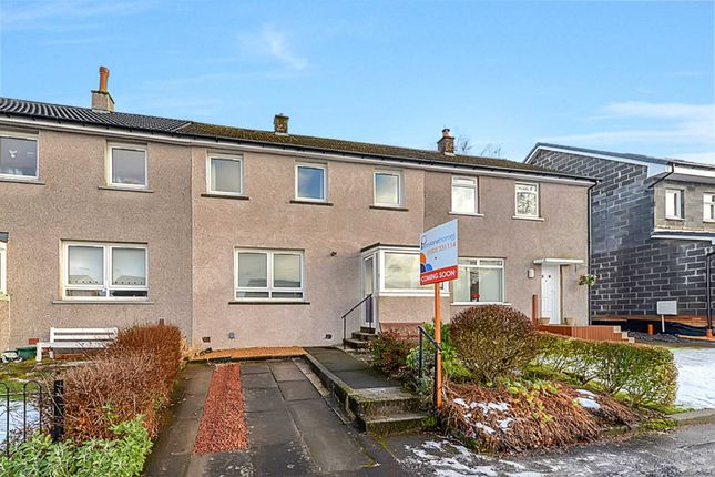 Thumbnail Terraced house for sale in Bruce Avenue, Johnstone