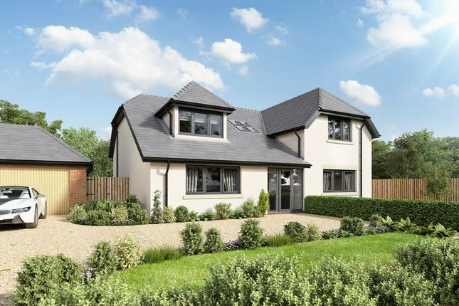Thumbnail Land for sale in Springfield Road, Aughton, Ormskirk