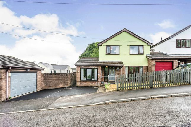 3 bed detached house for sale in Mardy Close, Merthyr Tydfil CF47