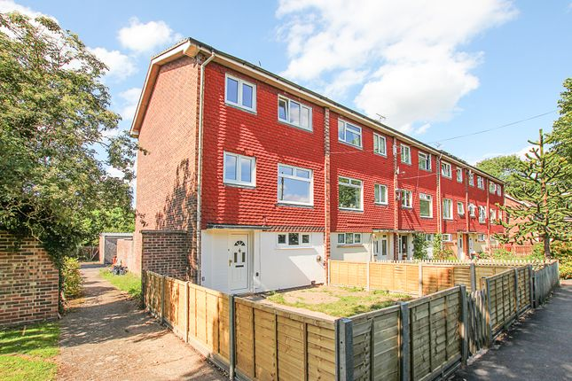 Thumbnail End terrace house for sale in New Cheveley Road, Newmarket