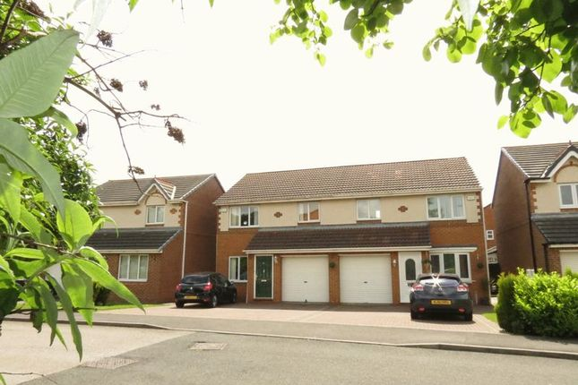 Thumbnail Semi-detached house for sale in Balmoral Drive, Peterlee