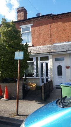 Thumbnail Terraced house for sale in Anderson Road, Bearwood, Smethwick