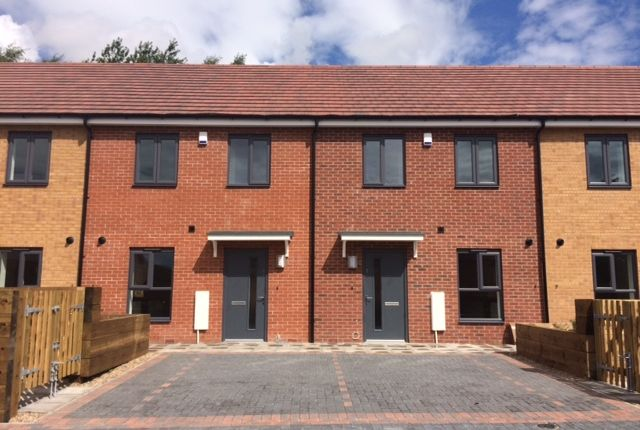 2 bed terraced house for sale in William Lewis Walk, Torrington Avenue, Coventry