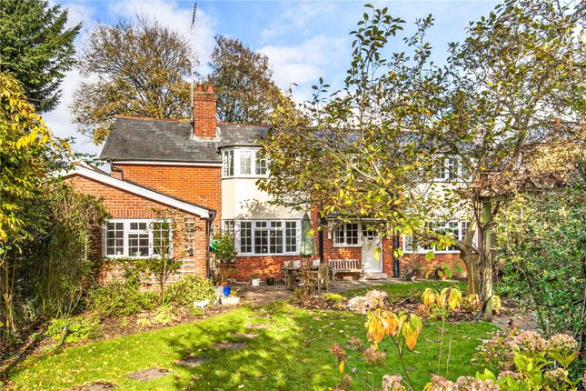 Thumbnail Detached house for sale in Barnes Close, Winchester, Hampshire