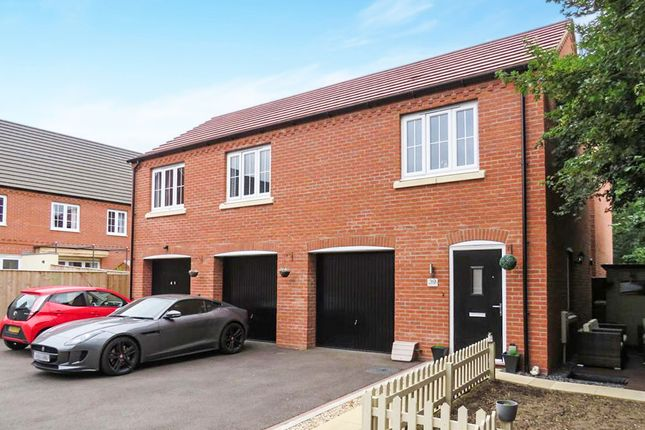 Thumbnail Maisonette for sale in Kendle Road, Swaffham
