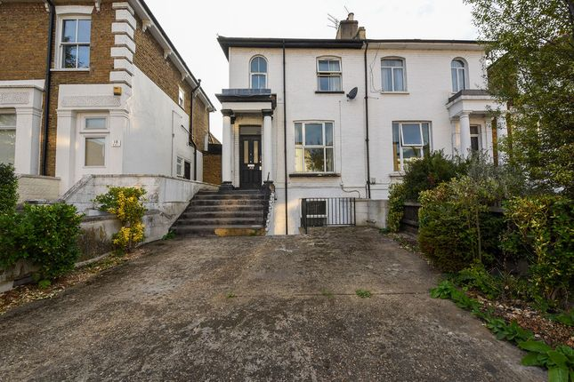 Thumbnail Flat for sale in 16 Askew Road A, B, C