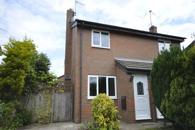 Thumbnail Semi-detached house to rent in Laburnum Close, St. Martins, Oswestry