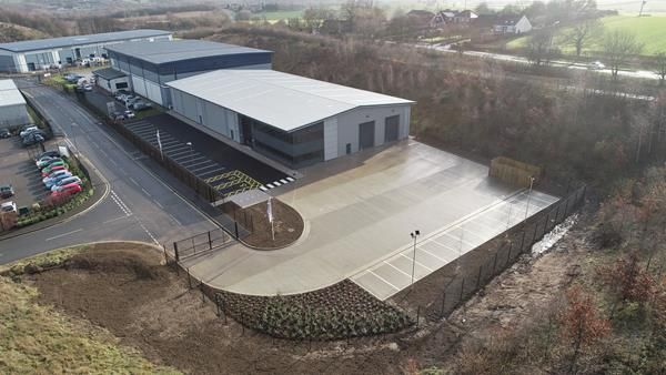 Thumbnail Light industrial for sale in Markham Vale, Greaves Close, Markham Vale, Chesterfield