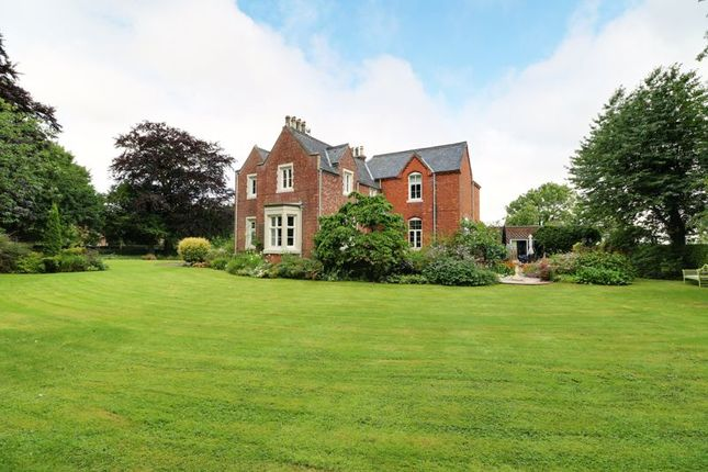 Thumbnail Detached house for sale in Main Street, Thornton Curtis, Ulceby