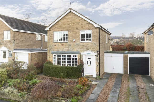 Thumbnail Link-detached house for sale in Grangefield Avenue, Burley In Wharfedale, Ilkley, West Yorkshire