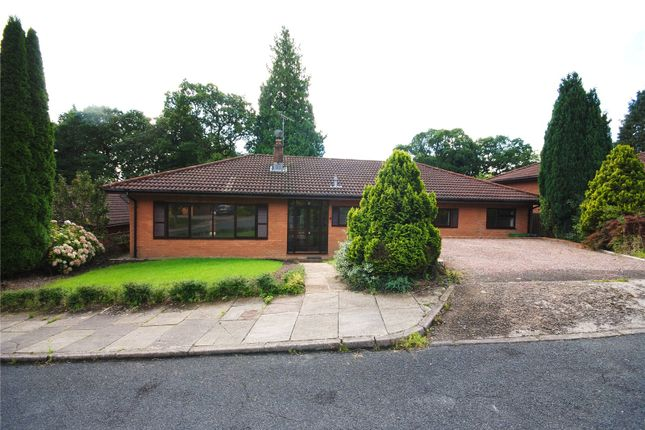 Thumbnail Detached bungalow for sale in Clos Coed Y Dyfarn, Livane, Cardiff