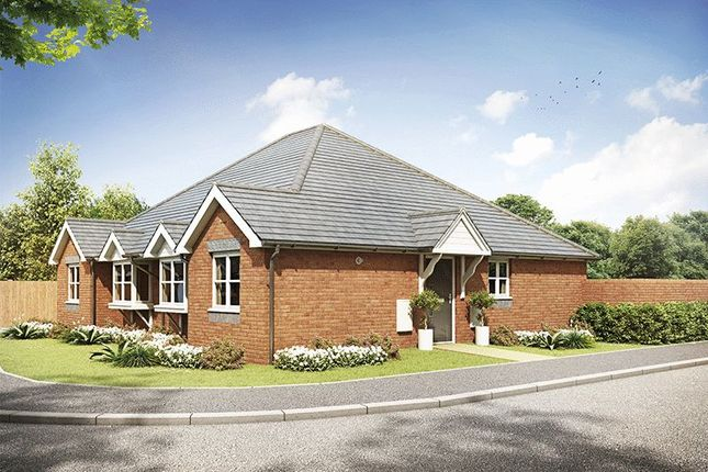 Thumbnail Semi-detached bungalow for sale in Hanslei Fields, Ansley, (Greenfinch Design)