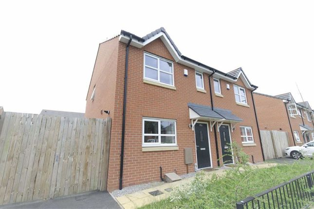 Thumbnail Semi-detached house to rent in Darley Avenue, Chorlton, Manchester, Greater Manchester
