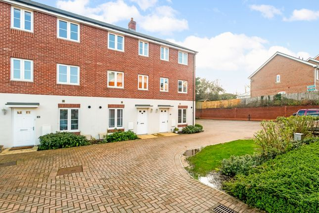 Thumbnail End terrace house to rent in Wagstaff Way, Salisbury