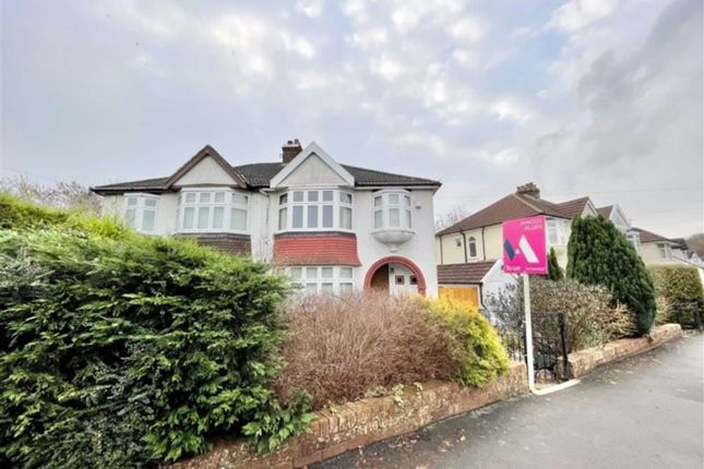 Thumbnail Semi-detached house to rent in Southdown Road, Westbury On Trym, Bristol