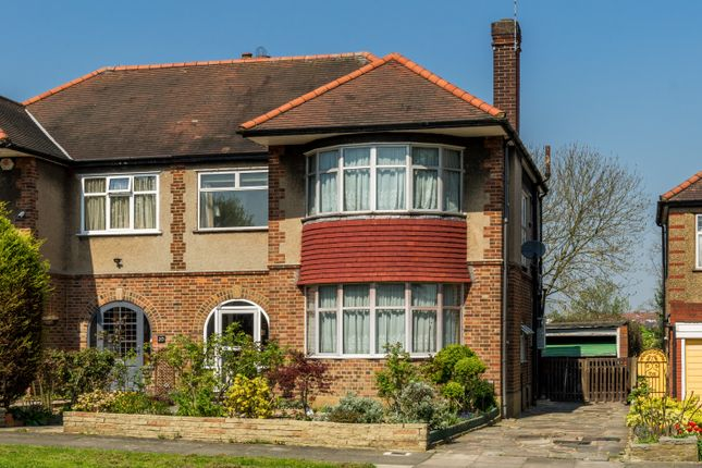 Thumbnail Semi-detached house for sale in Merrivale, London