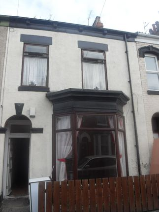 Thumbnail Terraced house to rent in Grafton Street, Hull