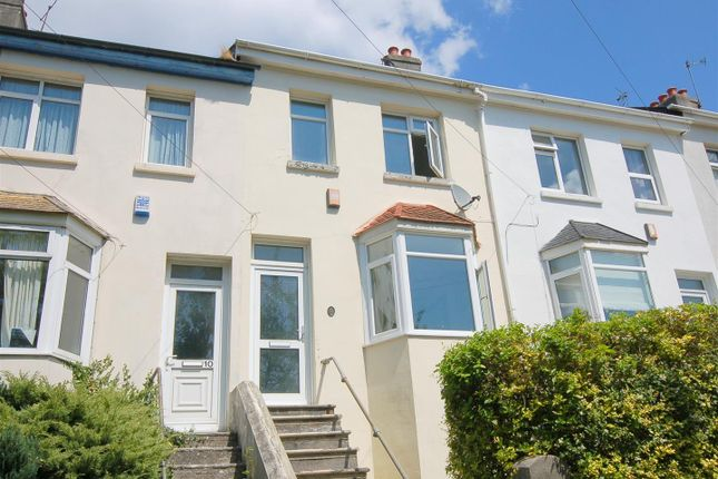 Thumbnail Terraced house to rent in Crantock Terrace, Plymouth
