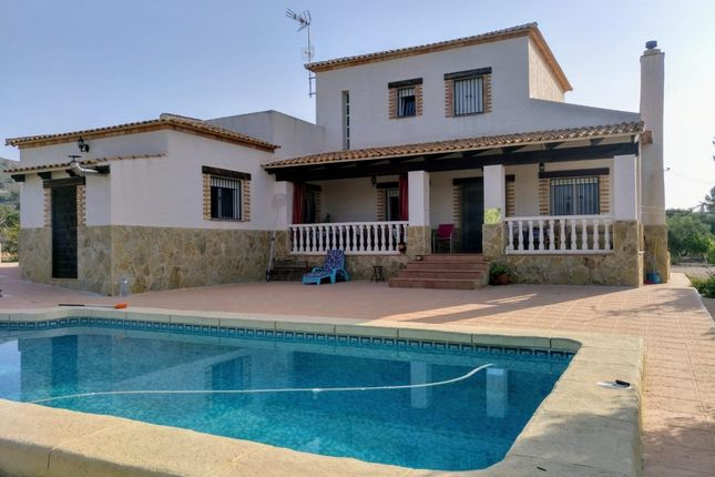 Thumbnail Detached house for sale in Aspe, Spain