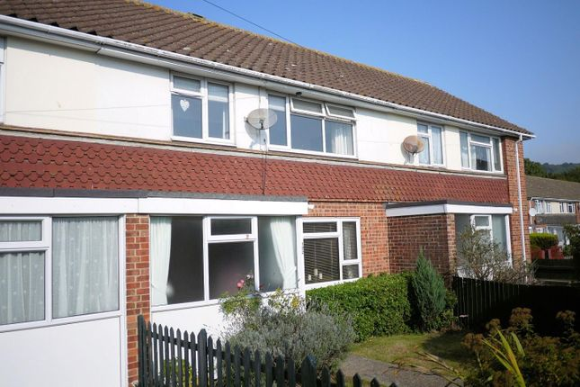 2 bed terraced house for sale in Shaftesbury Avenue, Folkestone CT19