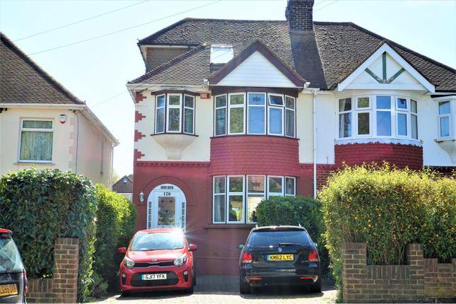 Thumbnail Semi-detached house for sale in Hawthorne Avenue, Gillingham